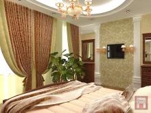 Фото дизайна интерьера дома площадью 200 м.кв. на ул.Баррикадная, г.Ростов-на-Дону