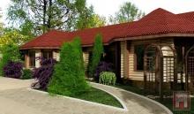 Фото дизайн-проекта ландшафта в п.Солнечный, г.Азов