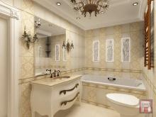 Фото дизайн проекта интерьера трехкомнатной квартиры в Ростове-на-Дону площадью 130 м.кв. в ЖК Красный Город-Сад