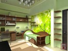 Фото варианта дизайна комнаты