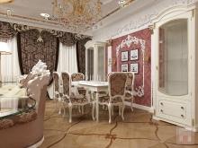 Фото дизайна интерьера дома площадью 300 м.кв. в пос.Мокрый Батай